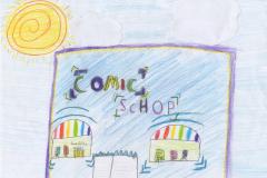 Hailey (10) Der kunterbunte Comic-Shop