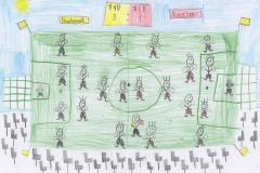 Jannne (9) Heuchlelheimer Sportplatz - Dortmund vs. Bayern
