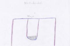 Maya 6 - Nestschaukel