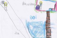 Selina (8) Baumhaus mit Pool und Rutsche