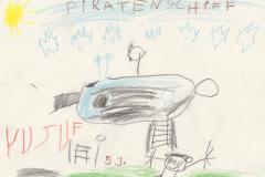 Yusuf (5) Piratenschiff