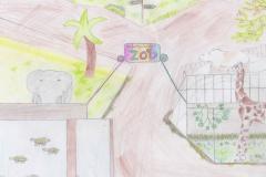 Platz 2: Heuchelheimer Zoo von Mia (9)